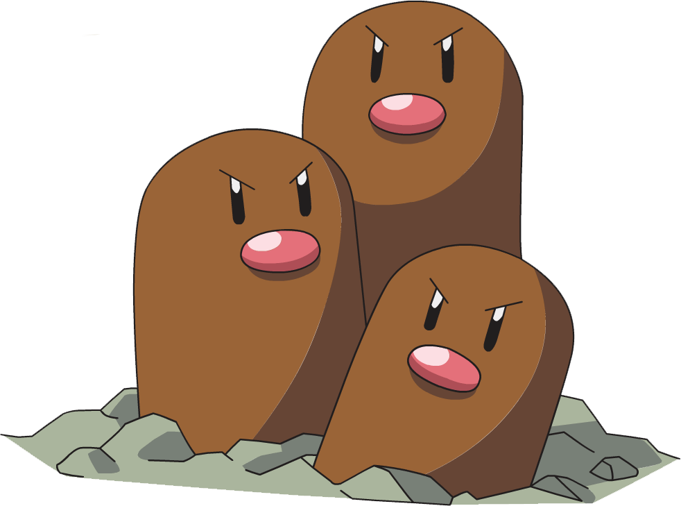 Pokemon Diglett Evolution Chart Criticism biology in life